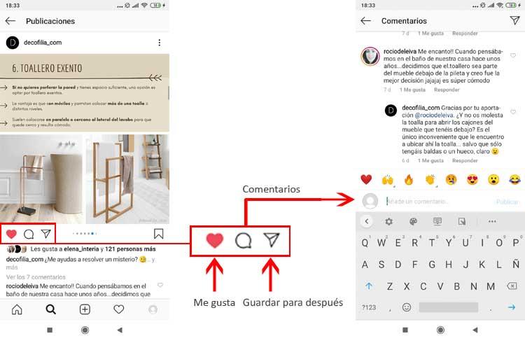 Decofilia - cuenta Instagram