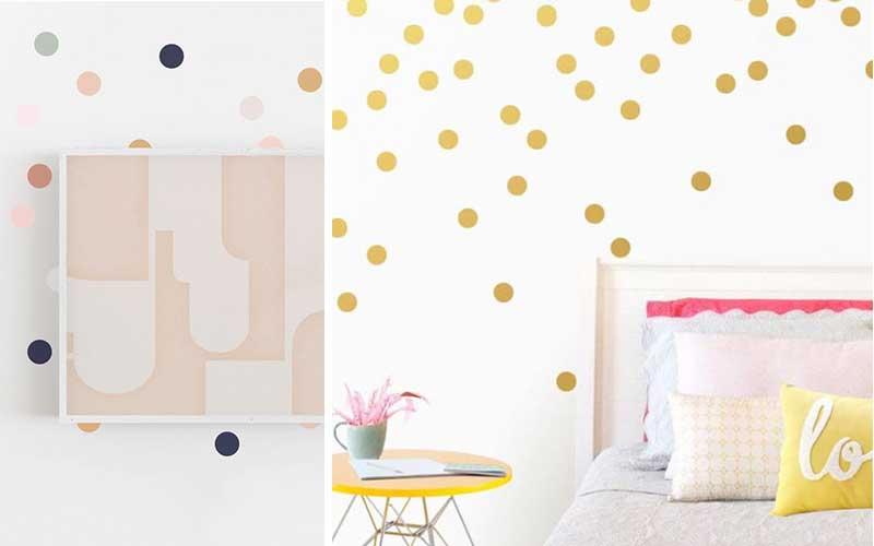 Vinilos infantiles para la decoración de habitaciones