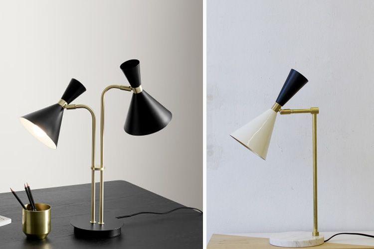 Lámparas de sobremesa Mid Century