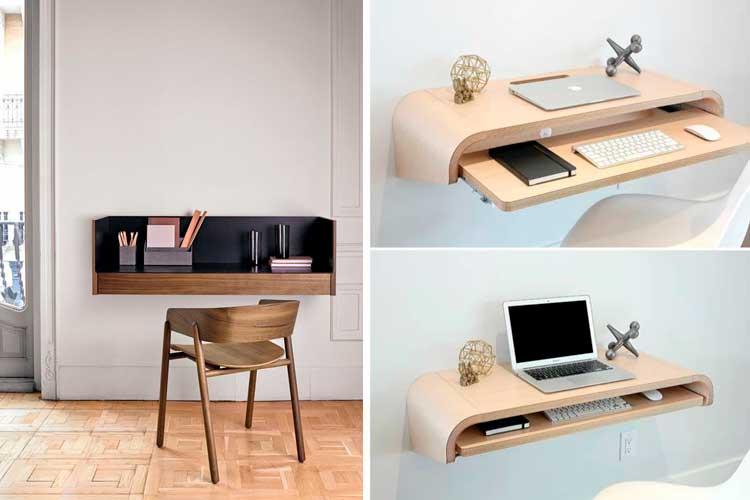 Oficina en casa para el teletrabajo