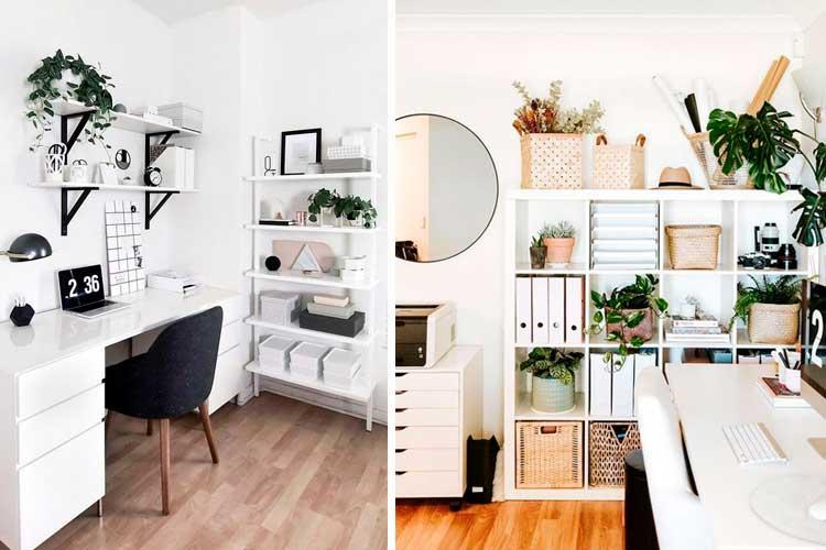Cómo decorar un despacho para trabajar en casa