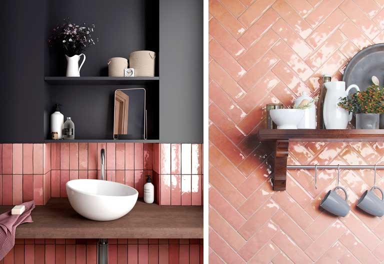 Nuevas tendencias en azulejo español